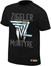 WWE AUTHENTIC WEAR Dolph Ziggler & Drew McIntyre This is The Show T-Shirt Black Extra Large