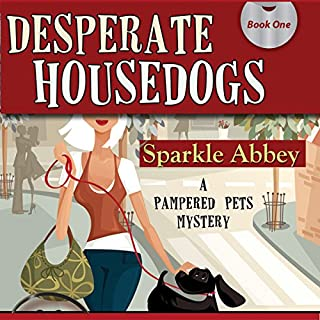 Desperate Housedogs audiobook cover art