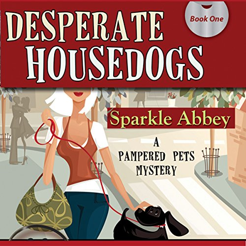 Couverture de Desperate Housedogs