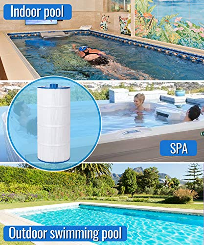 Future Way Pool Filter Cartridge 6540-488 Replacement Compatible with Sundance Spa Filter, Spa 880 and 850, 1 Pack