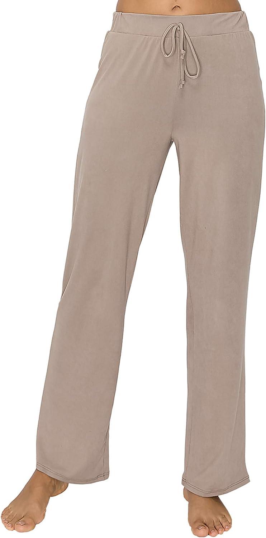 Olive Birds Buttery Soft Pajama Pants for Women Comfy Loose Stretch PJ Yoga Lounge Sleep Pants