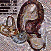 the dillinger escape plan option paralysis