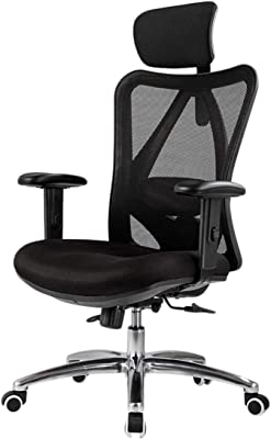 Amazon Com Von Racer Memory Foam Gaming Chair Adjustable