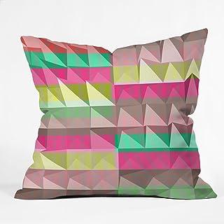 Deny Designs Jacqueline Maldonado Pyramid Scheme Throw Pillow, 20 x 20