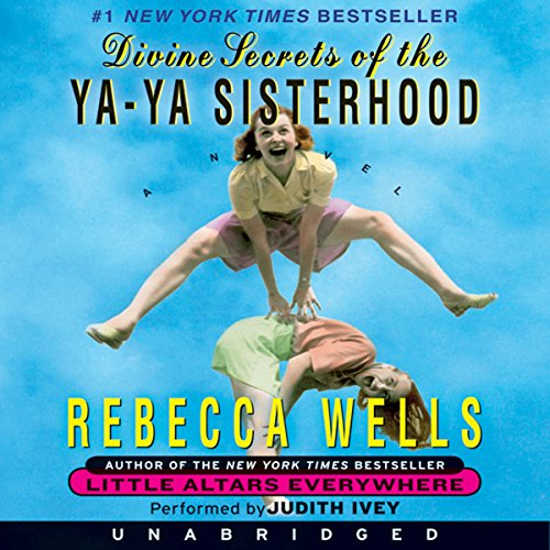 Divine Secrets of the Ya-Ya Sisterhood cover art