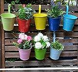 Zoom IMG-2 riogoo vasi di fiori giardino