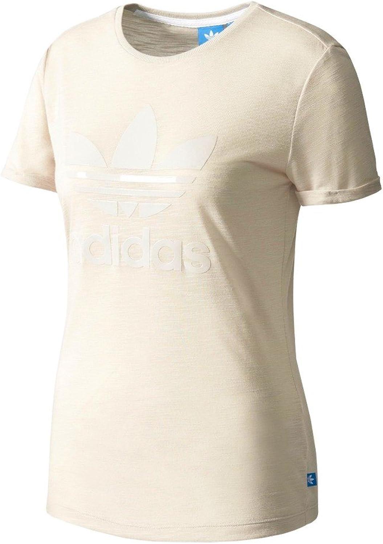 Adidas Women's Originals Sheer Tee  BK6014
