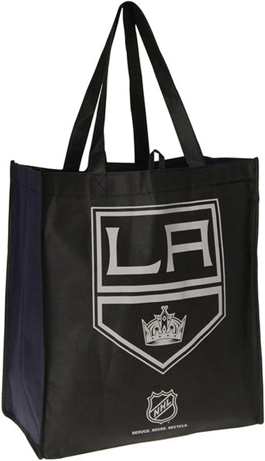 NHL Unisex Printed Reusable Grocery Tote Bag