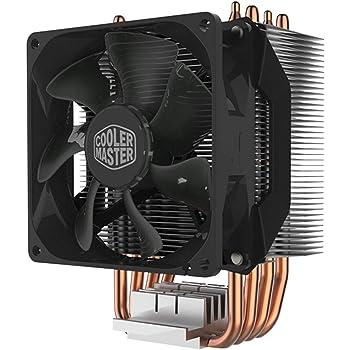 Cooler Master Hyper H412R サイドフロー型CPUファン [Intel/AMD両対応] FN1179 RR-H412-20PK-R2