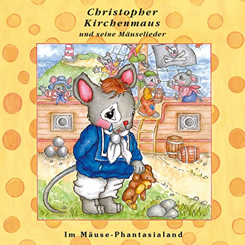 Im Mäuse-Phantasialand cover art