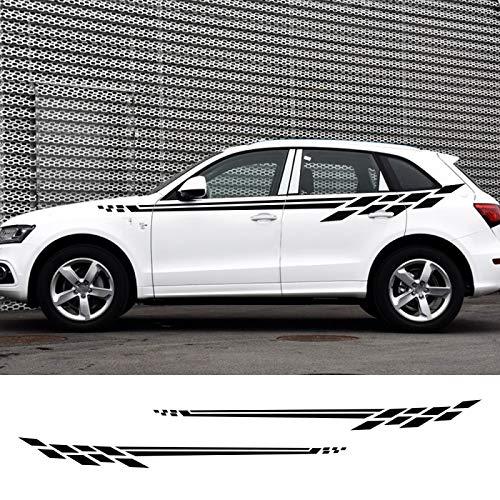 HLLebw Auto Pegatinas de Calcomanías para BMW para FIAT para Honda para Nissan para Hyundai para Mercedes