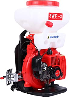 Ridgeyard 2-Strock Engine Gas Powered Backpack Sprayer Fogger Mist Blower Sprayer/Duster/Mist Blower with 14L Tank