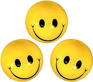 WW Best Stress Releaser Smiley Ball(Pack of 3) 100% Orignal