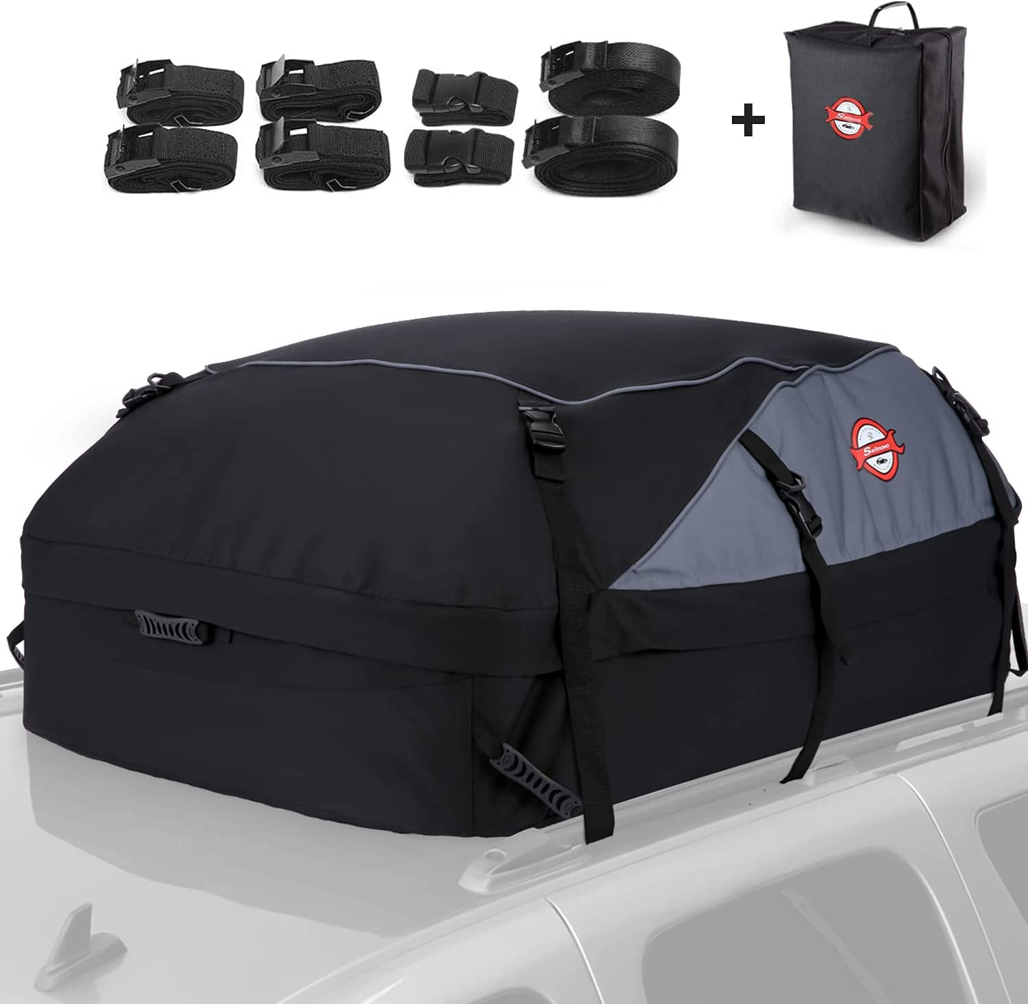 Housewives Max 83% OFF 20 Cubic ft Car Roof Choice Ro Storage Cargo Bag Carrier Top
