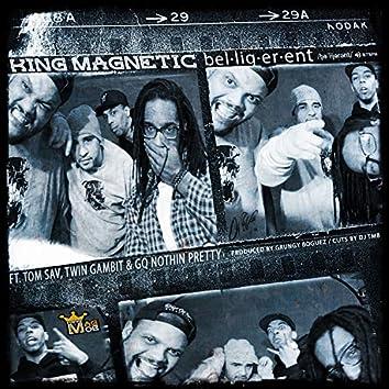 Belligerent (feat. Tom Sav, Twin Gambit & GQ Nothin Pretty)