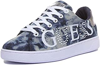 Guess Womens Fl5Rd2Den12 Synthetic Sneakers