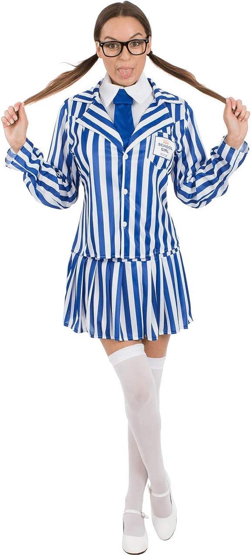 ORION COSTUMES Value Fancy Dress Female School Girl Costume B015G6K4HQ Angemessene Lieferung und pünktliche Lieferung  | Louis, ausführlich