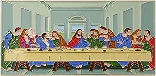 Pinsanity Leonardo da Vinci Painting 'Last Supper' Enamel Lapel Pin