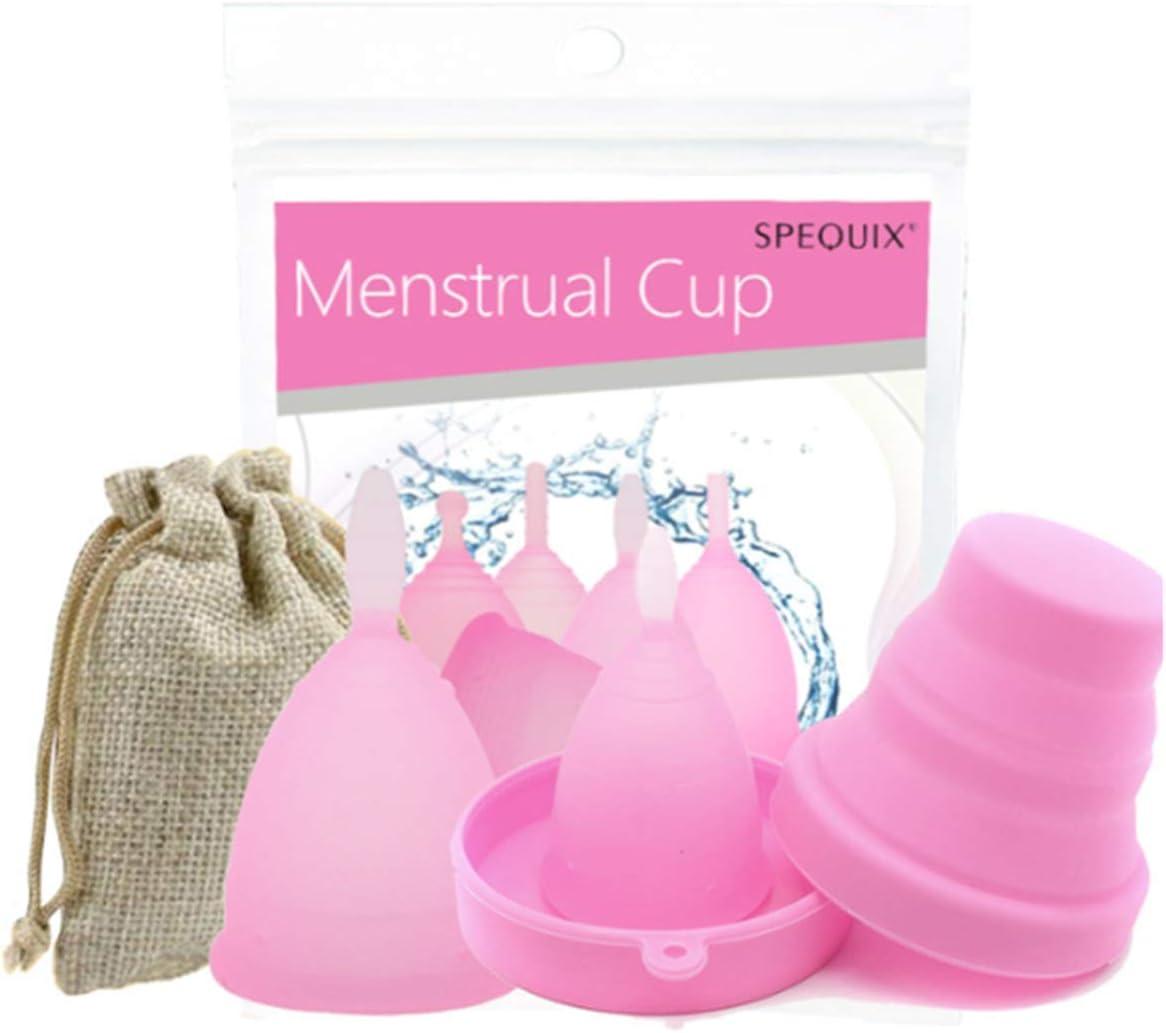 Salud Cuidado personal íntimo Copa menstrual Grado médico ...