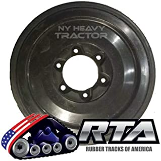 """One 15"""" DuroForce Outer Idler Wheel Fits CAT 287C 287C2 287D RW16 309-3297"""