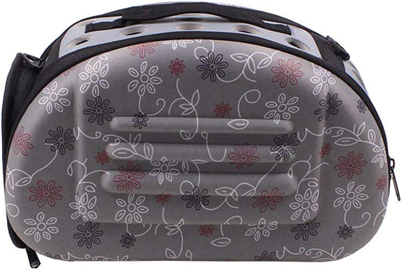 Pet Dog Backpack Carrier Bag Travel for Cage Foldable Outdoor Travel