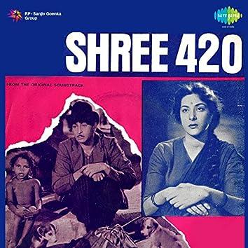 Shree 420 (Original Motion Picture Soundtrack)