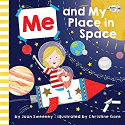 Me and My Place in Space Book