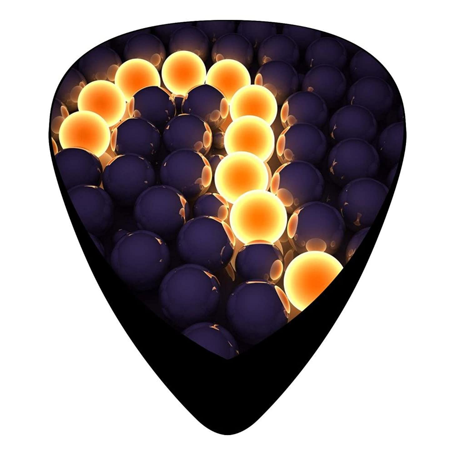 Guitar Picks Celluloid Question Mark 3D 12 Pack Shape For Acoustic Guitar Mandolin Electric Guitar And Bass