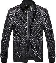 Xinggo Motorbike Motorcycle Armoured Quality Leather Jacket,Mens Motorcyle Motorbike Real Hide Leather Jacket