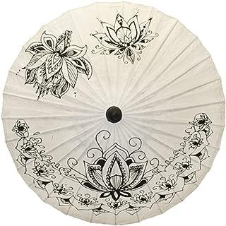 Best lotus garden parasol Reviews