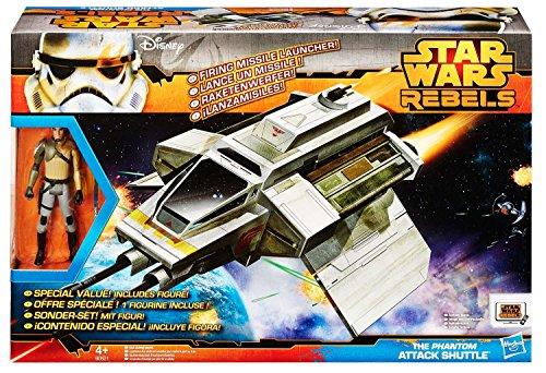 Star Wars Rebels Tie Advanced Prototype Fahrzeug mit Figur