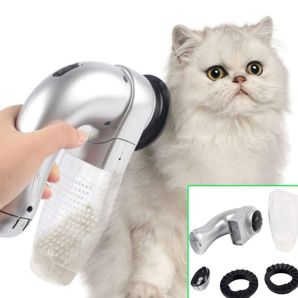 Tookie - Limpiador de Pelo eléctrico para Mascotas, aspiradora ...