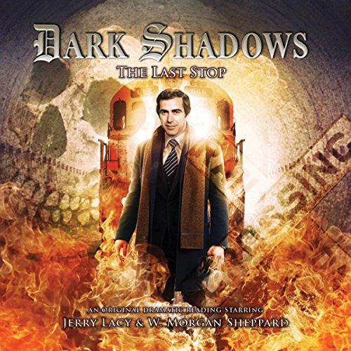 Dark Shadows - The Last Stop  By  cover art