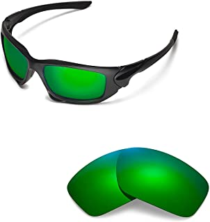 Walleva Replacement Lenses for Oakley Scalpel Sunglasses - Multiple Options Available