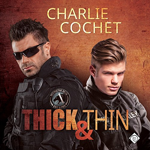 Thick & Thin audiobook cover art