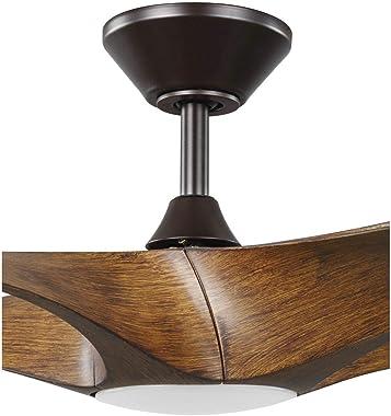 Progress Lighting P250059-179-30 Vernal Ceiling Fans, 60 x 60 x 14.25 inches, Woodgrain