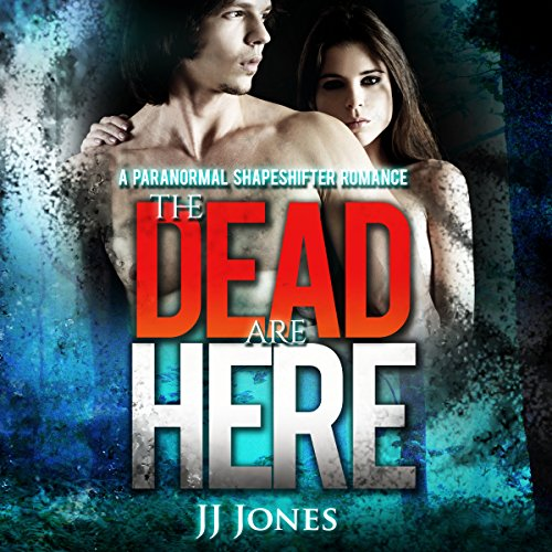The Dead Are Here audiobook cover art