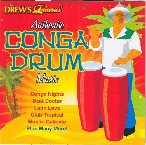 Authentic Conga Drum Music by Artist Not Provided
