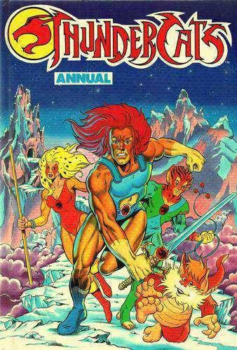 Thundercats Annual 1992