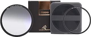 Kase Wolverine 82mm Soft Grad ND Magnetic Shockproof Tempered Optical Glass Filter Incl Adapter 82 0.9 3 Stop