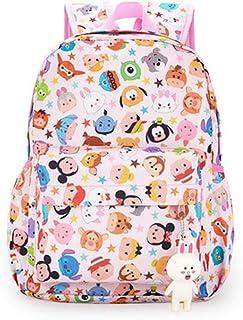 Bolsas de escuela para niños y niñas, excursión de primavera para niños, clase pequeña y mediana, mochila de viaje para niños, bolsas de escuela