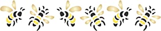 Best small bee stencil Reviews