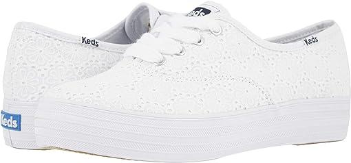 White Smooth/Black