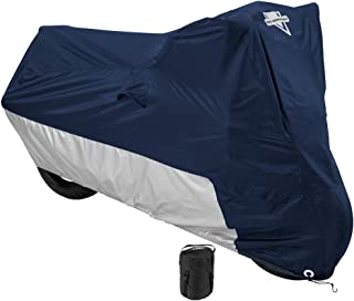 Nelson-Rigg Navy MC-902-05-XX XX-Large Deluxe All-Season Cover
