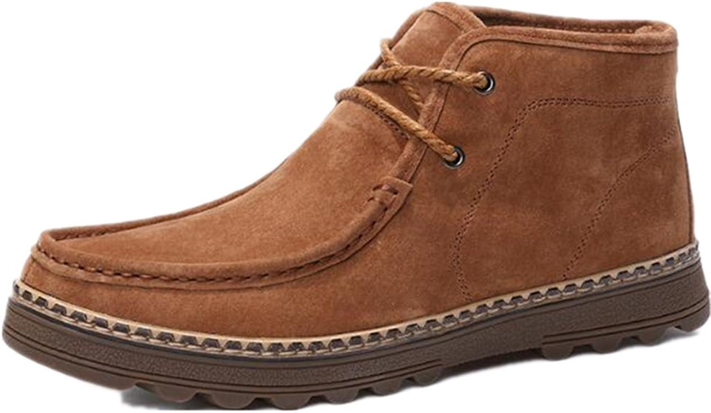 Jackdaine herrar Genuine läder Plus Cashmere Martin stövlar stövlar stövlar svart  nyhetsartiklar