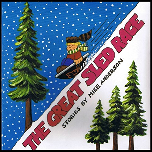 The Great Sled Race  Audiolibri