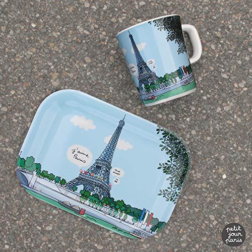 Petit Jour Paris La Tour Eiffel - Vajilla infantil
