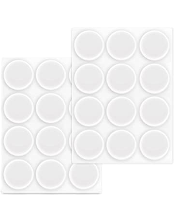 tappo sedia 14x14 bianchi