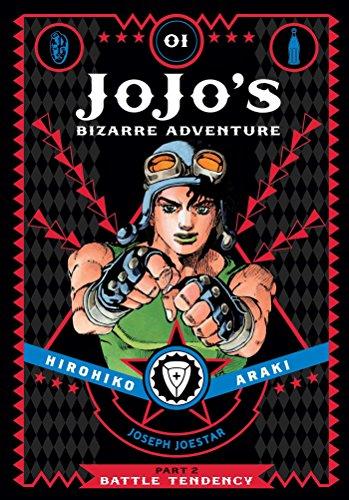 JoJo's Bizarre Adventure Part 2 Battle Tendency 1