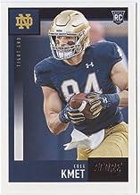 2020 Score #404 Cole Kmet Notre Dame Fighting Irish NFL Football Card (RC - Rookie Card) NM-MT